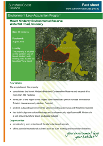 EL_factsheet_Mt_Ninderry_Reserve Aug13