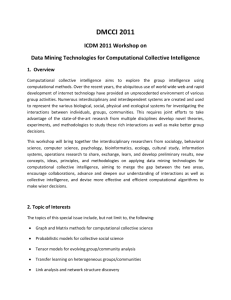 Data Mining Technologies for Computational Collective Intelligence