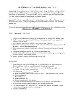 Chemical Reviews (ACS Publications)
