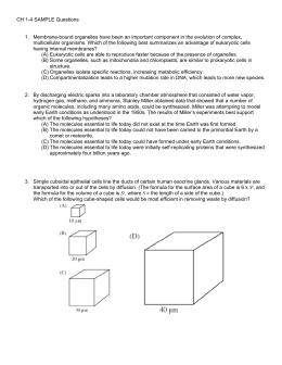 ecology practice questions. Black Bedroom Furniture Sets. Home Design Ideas
