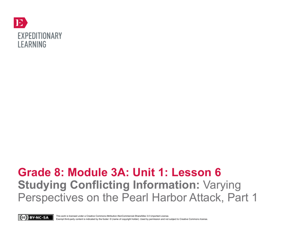 module 8 lesson 1 notes guide