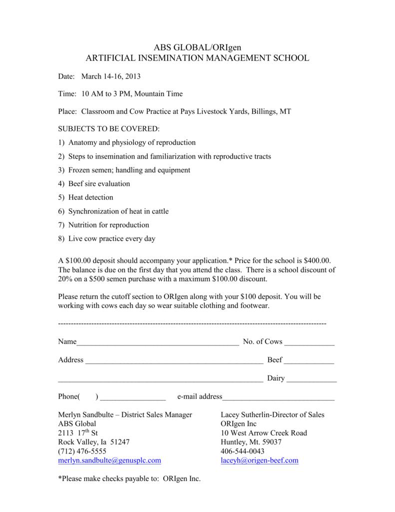 A I  School Application