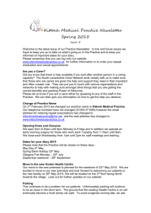 newsletter Spring 2015 issue 5
