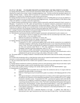 rules and regulations governing domestic sludge Download tceq rules in pdf format  regulations governing constructed or reconstructed major sources (fcaa, §112(g), 40 cfr part 63)  the agency rules on this.