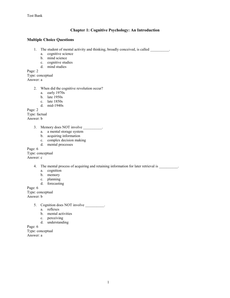 C Multiple Choice Questions And Answers Pdf
