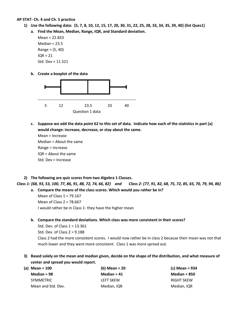 ch. 4 & 5 practice worksheet answers