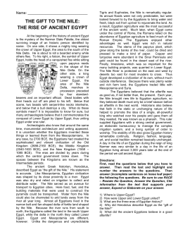 The ancient catalogs essay