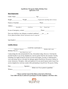Birthday Party Registration Forms