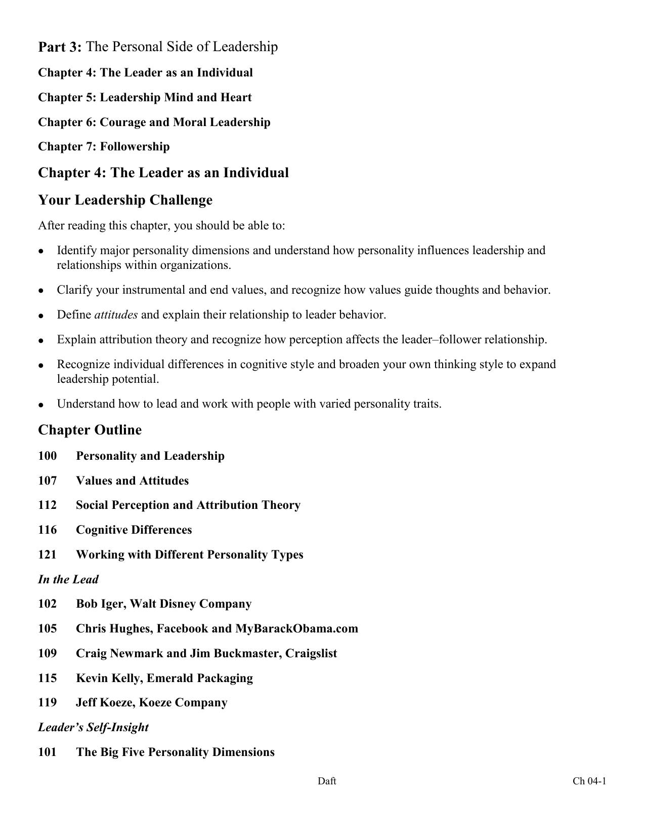 enfp development booklet myers steven warner jon c