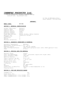 CHEMFAX PRODUCTS Ltd