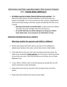 Information and Rules - Oldham County Schools