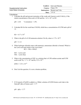 Exam 2 Practice Test Solutions