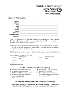 Founding Member Enrollment Form