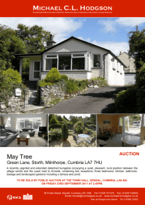 AUCTION A recently upgrded and extended detached bungalow