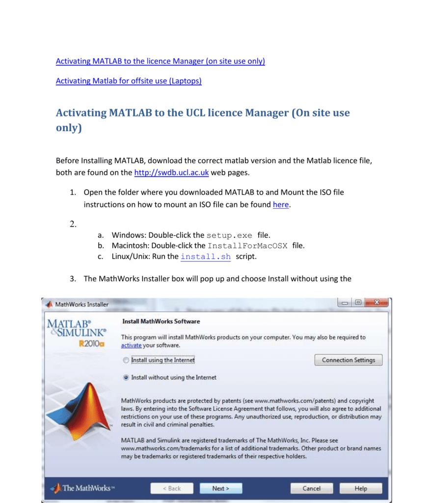 Matlab Linux Download