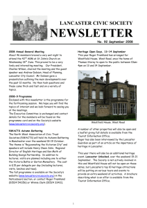 Newsletter 92 September 2008F