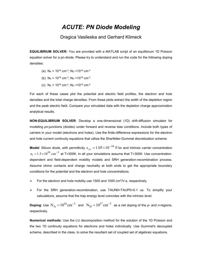 equilibrium analytical