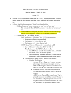 03 - DRAFT - Meeting Minutes March 18 2014