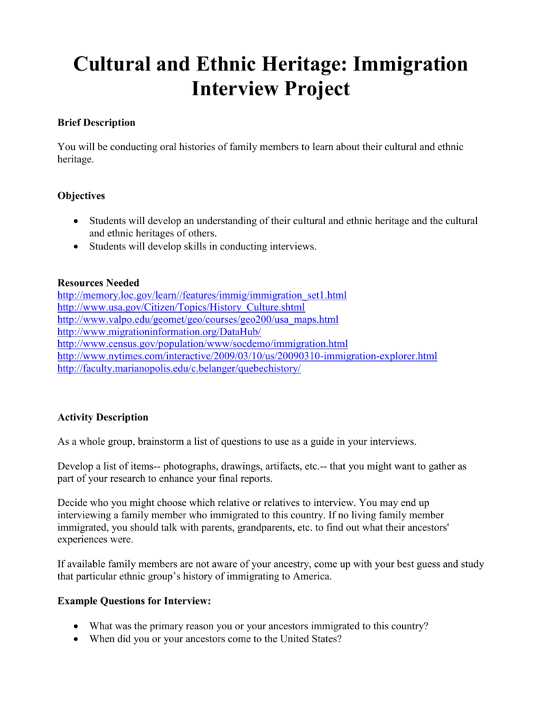 Immigration Interview Pro