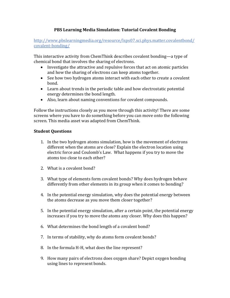 worksheet. Types Of Chemical Bonds Worksheet Answers. Grass Fedjp ...