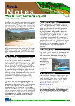 Woods Point Camping Ground (accessible version)