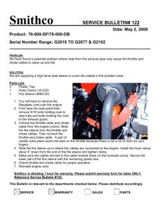 Quadrajet Service Manual