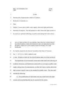 BILL AS INTRODUCED H.686 2000 Page 1 H.686 Introduced by