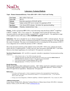 Technical Laboratory Bulletin