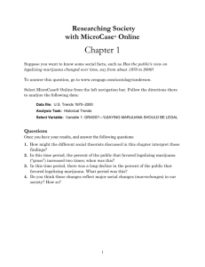 [H1]Researching Society with MicroCase Online
