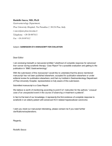 Cover Letter For Submission To Literary Journal Immersivepro Com