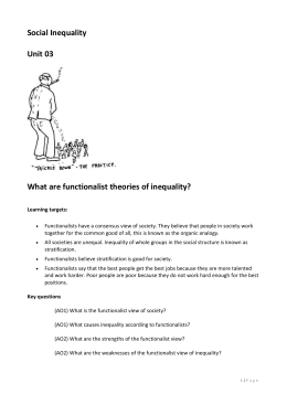 03 functionalist inequality