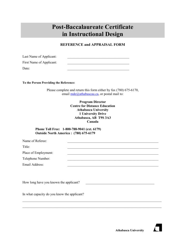 Graduate Certificate In Instructional Design