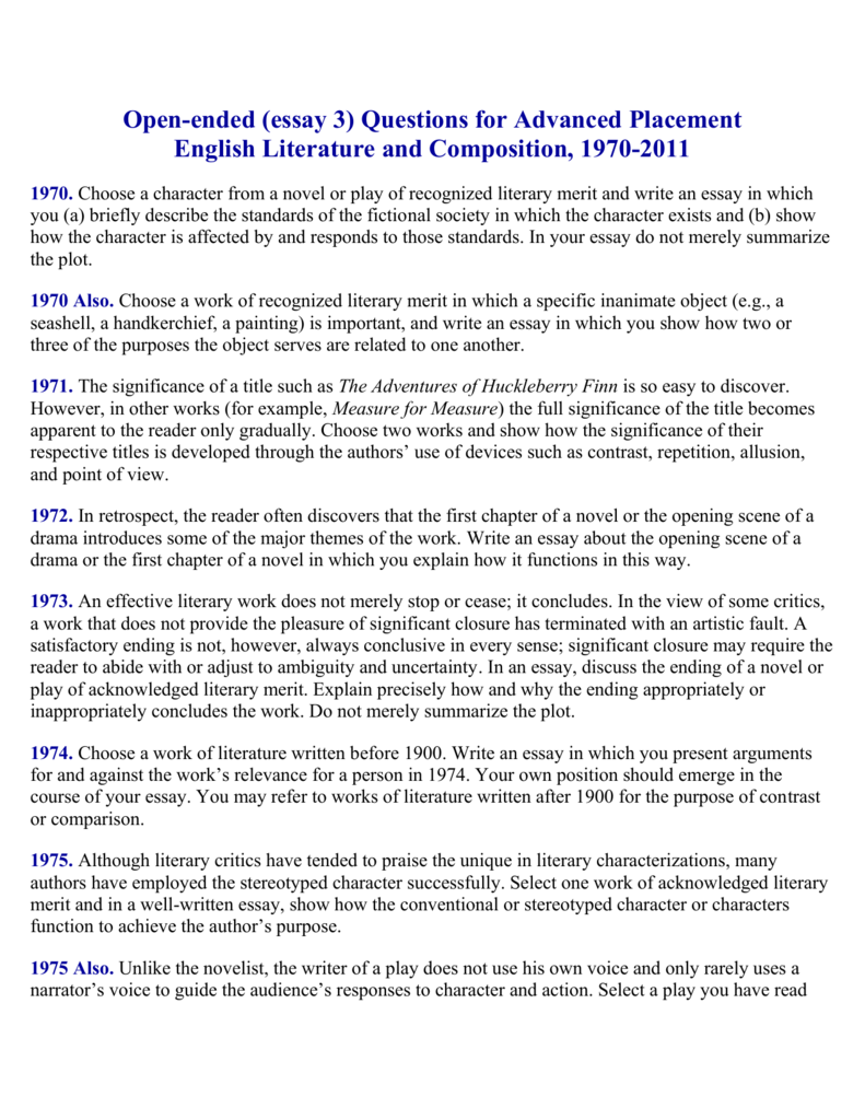 significance of titles to our understanding of the novel english literature essay Analysis essay writing shows student's understanding of a novel's message to readers it is sometimes necessary to read between the lines it is sometimes necessary to read between the lines if a student can write a persuasive literary analysis essay , he claims to understand the novel and what made the author write it.