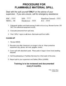 Emergency Response Resource Book