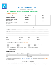 Technical book form