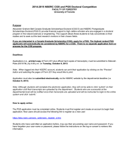 NSERCCGSPGS-Doctoral-2014-15-Notice