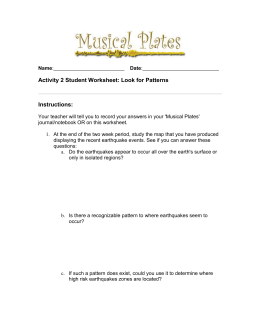 Lesson 2 Worksheet
