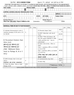 Jostens And Graduation Announcement Order Form