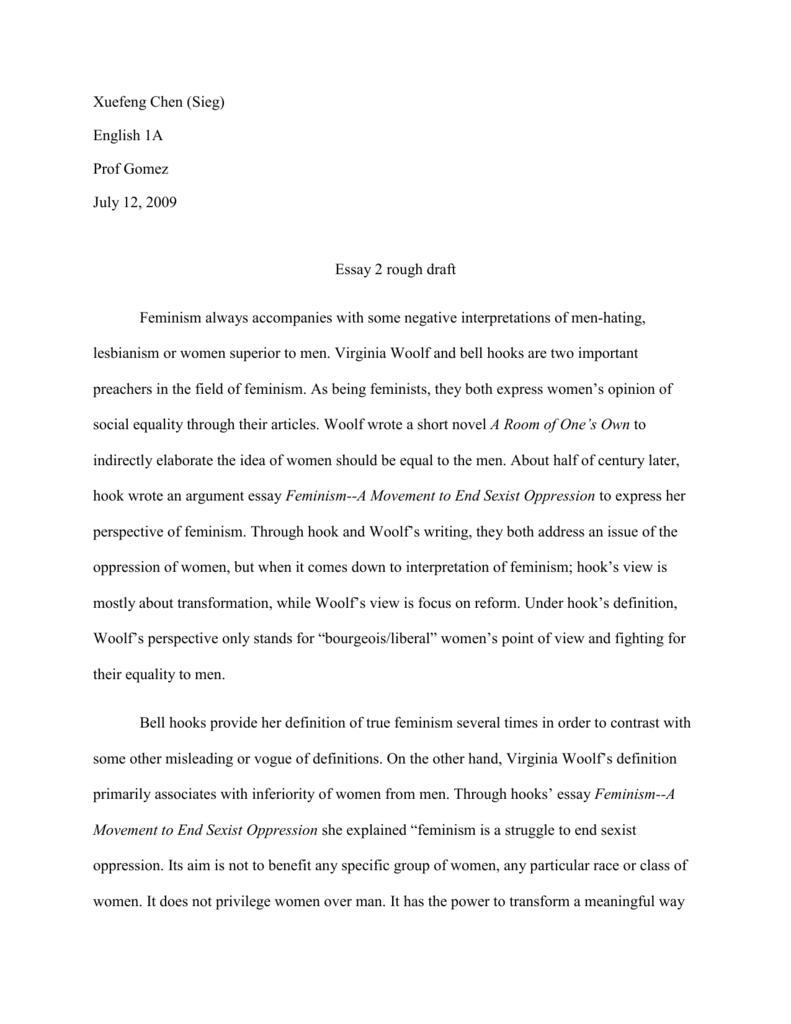 Sieg s essay 2