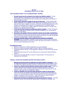 the Children`s Safety Act of 2005
