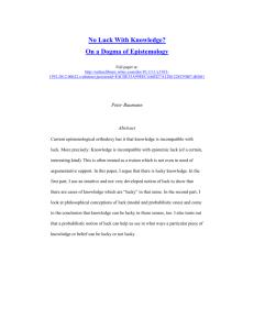 Tener Expression Worksheet