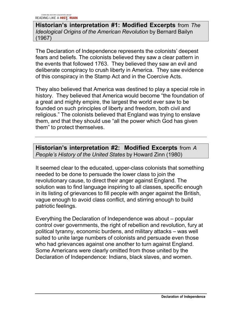 worksheet Declaration Of Independence Grievances Worksheet microsoft word declaration of independence