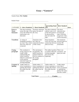 dietary analysis rubric familyconsumersciences com rubric 7th grade gustarse essay