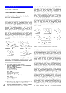 Chem 206 D  A  Evans Introduction to Carbenes & Carbenoids