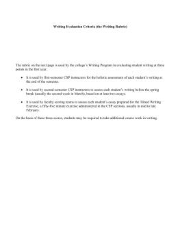 100% original papers - rhetorical analysis essay rubric