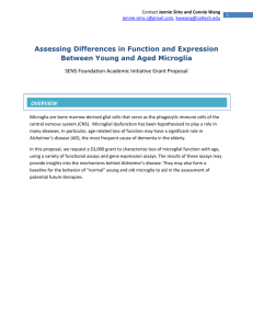 Assssing Function and Expression Differences Between Young and