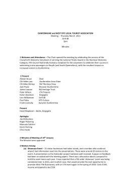 Fife Council Building Services Address