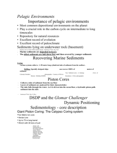 Importance of pelagic environments