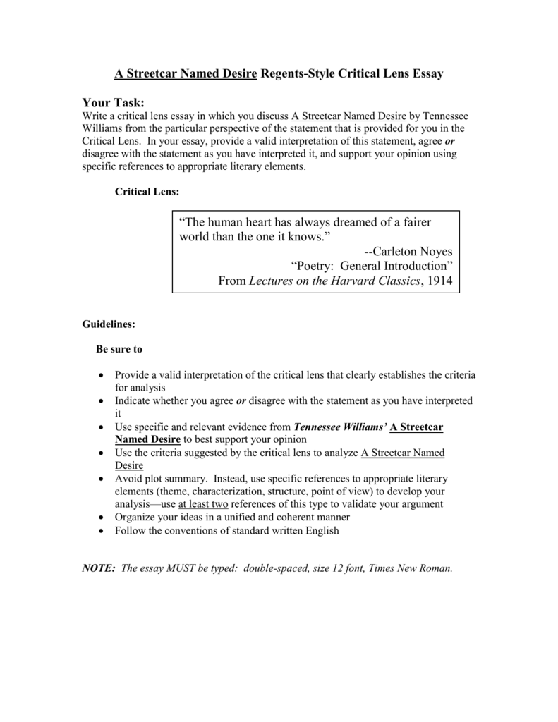 Essays About English  English Essay About Environment also How To Write Proposal Essay A Streetcar Named Desire Regents Samples Of Essay Writing In English