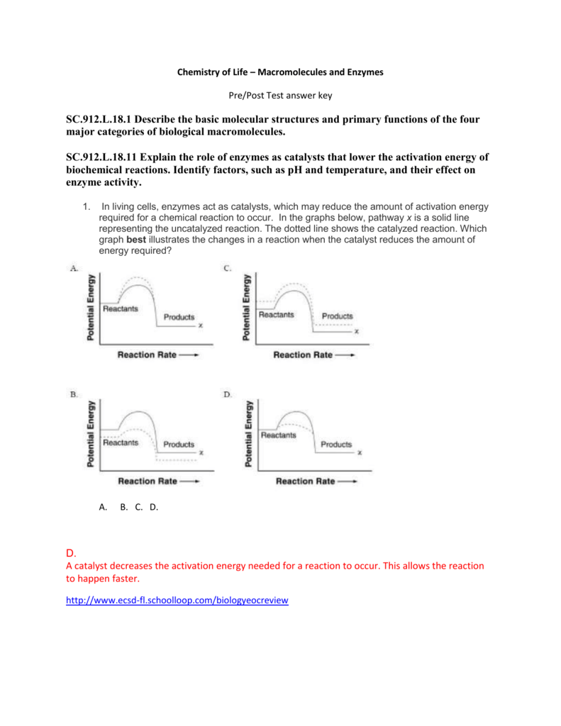 18.1 assessment biology answers